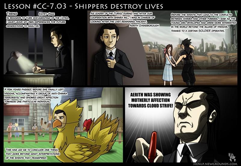 Final Fantasy Lesson #CC-7.03