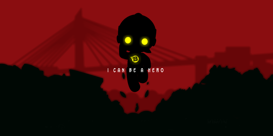 I can be hero - Cute Prabu