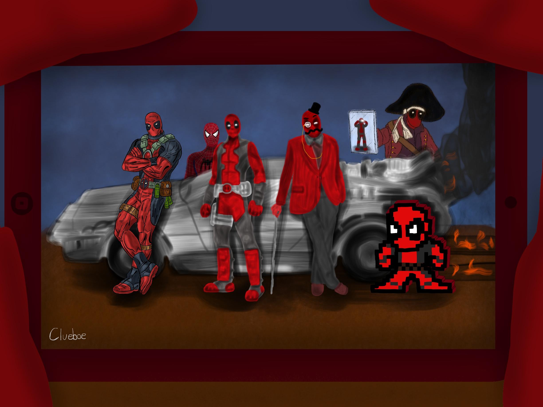 Deadpool: Dimensional Dilemma
