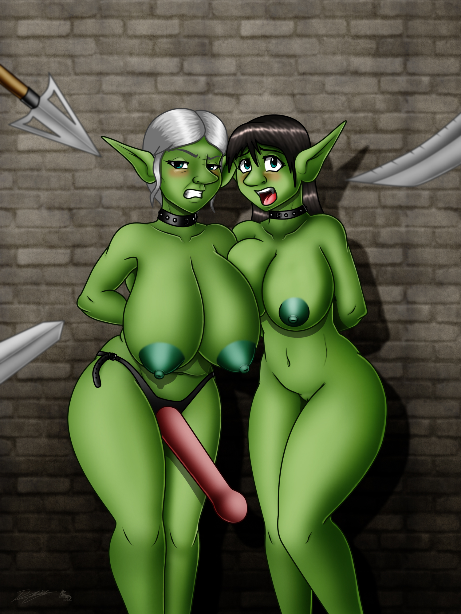 Goblin Sex Slaves