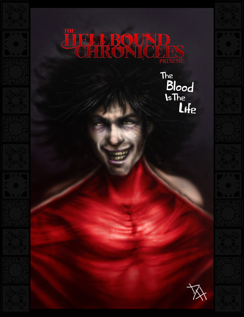 Blood is the Life