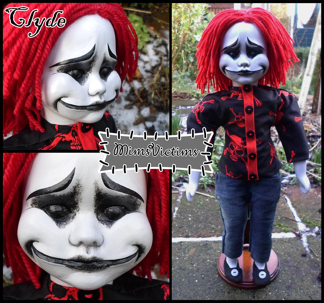 Clyde doll