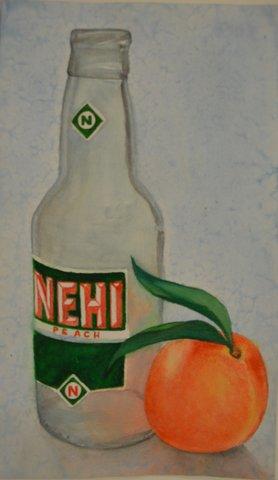 Peach Nehi