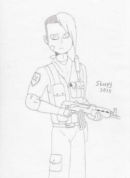 Militia Elite Captain