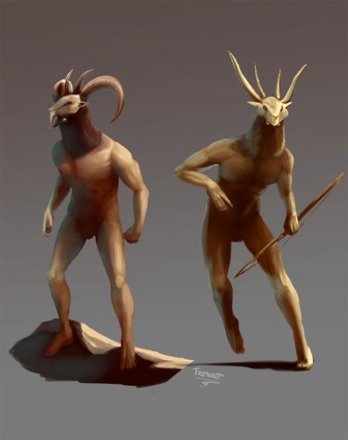 Horn God 1