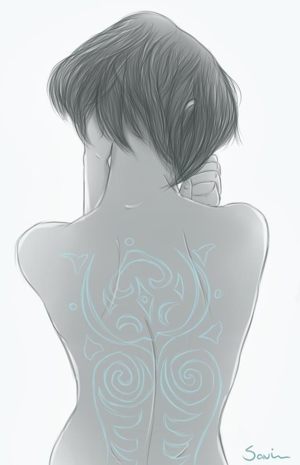 Korra's back