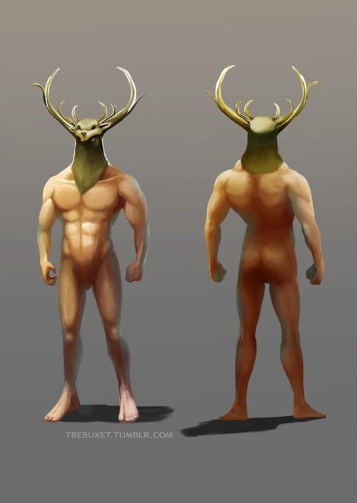Horn God 2