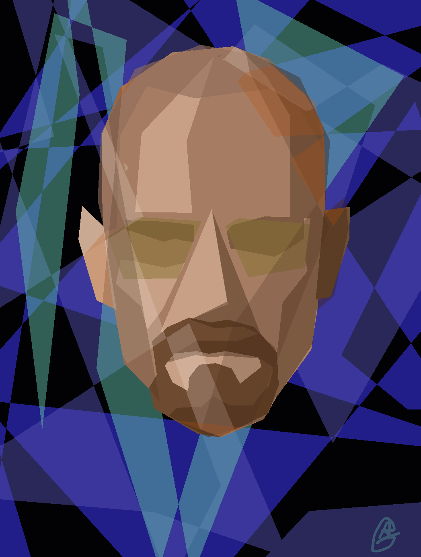 Low Poly Heisenberg