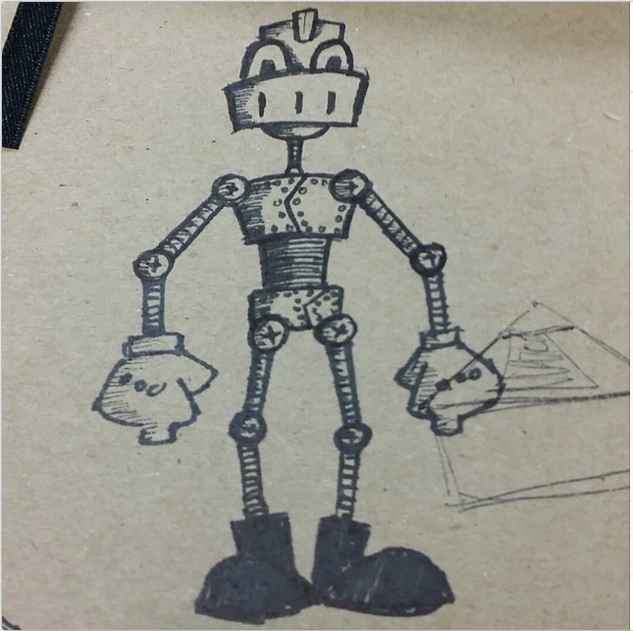 Robo-Doodle