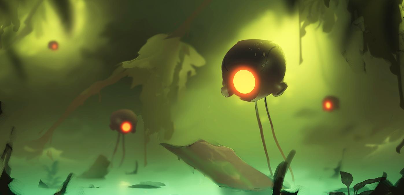 Swamp lurkers