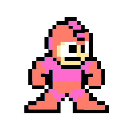 Custom Mega Man