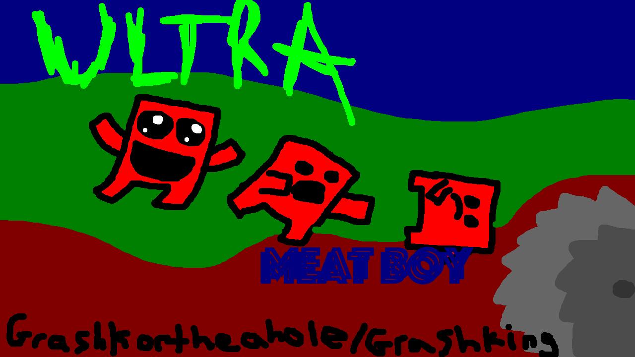 ULTRA MEAT BOY