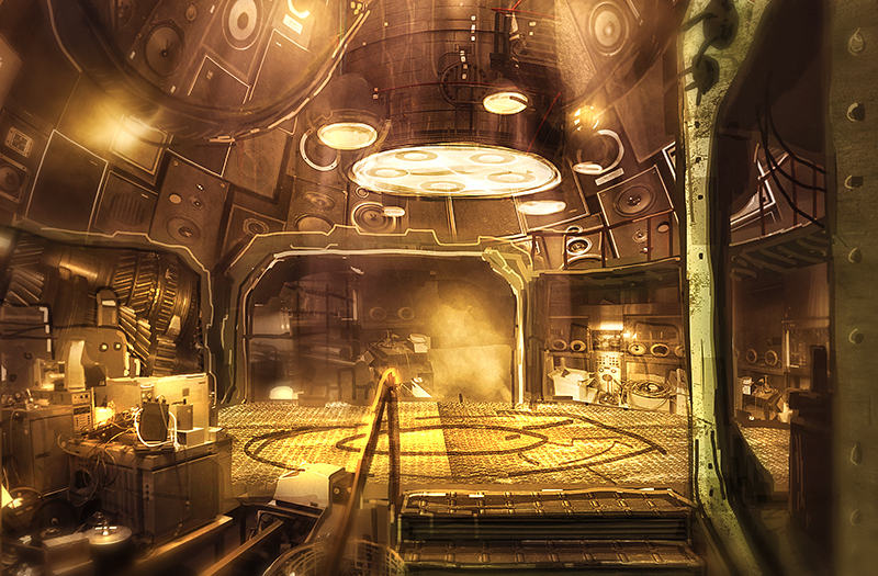 Old Lab concept