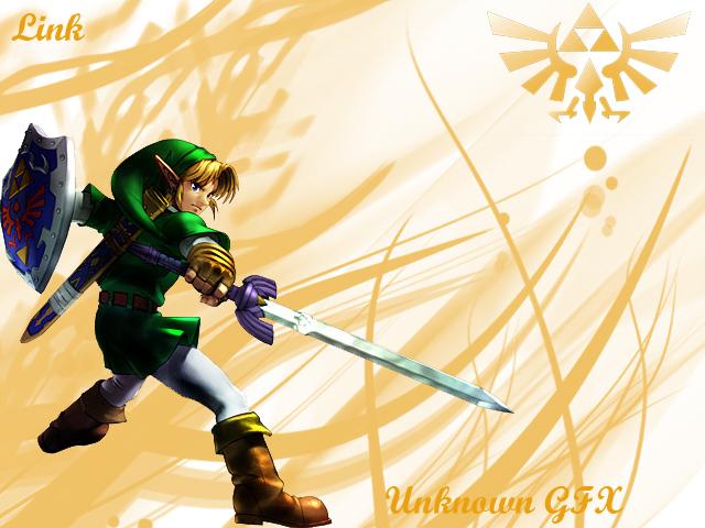 Legend Of Zelda-Link