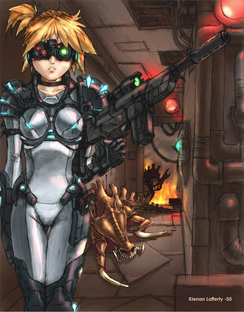 Nova Blizzard Art contest 2005