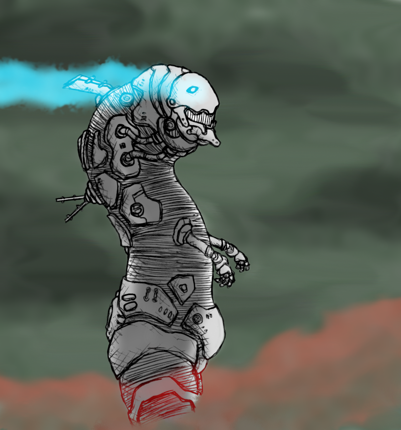 Armour Worm