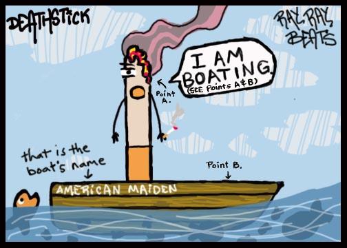 I Am Boating