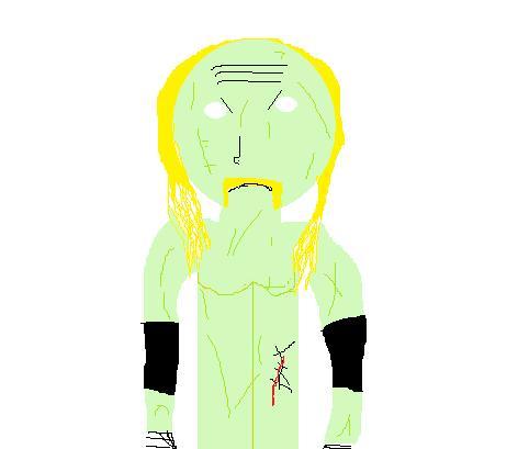 Triple H Zombie