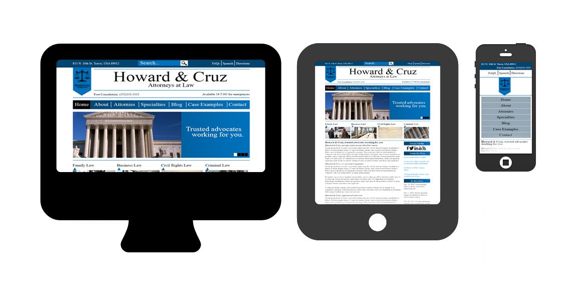 Howard & Cruz