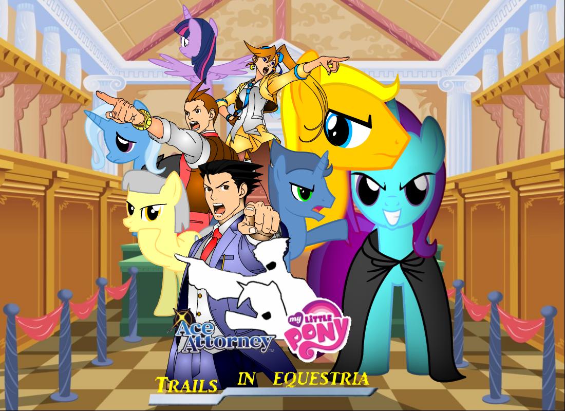 Trials in Equestria Teaser
