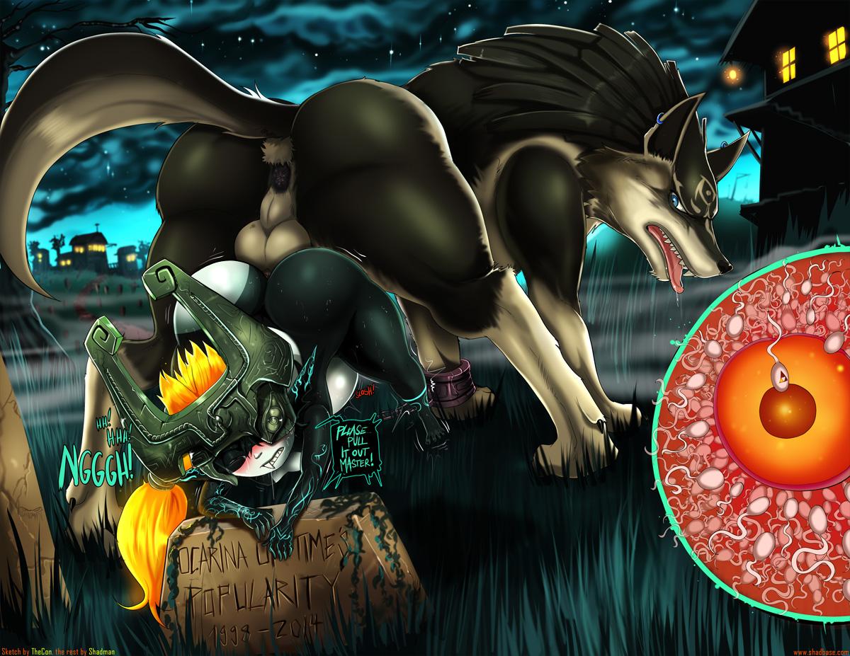 Wolf In Heat part 2