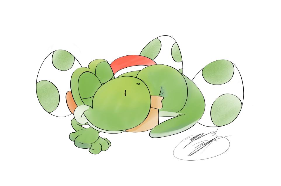 Sleepin' cutie