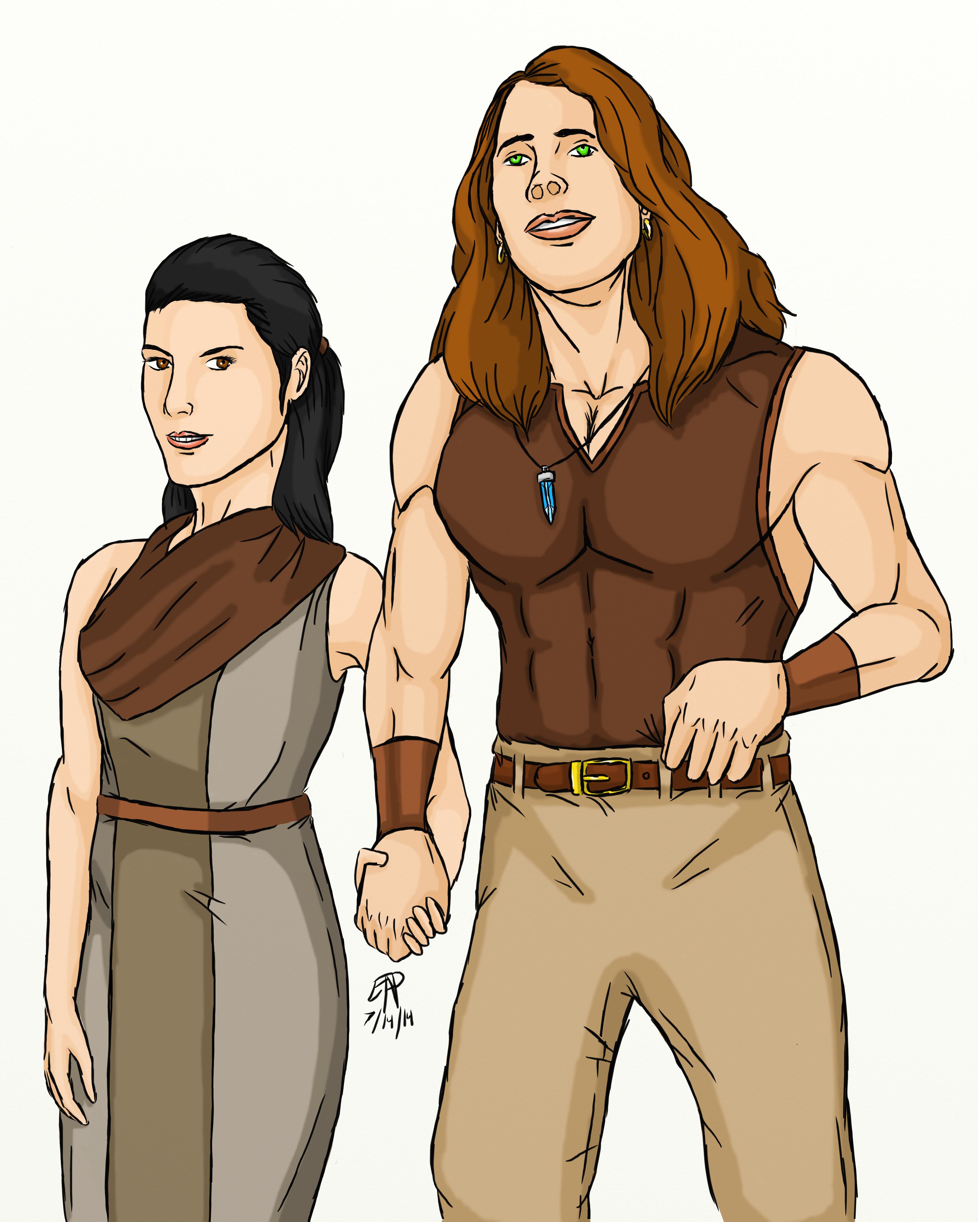 Cornell & Minerva