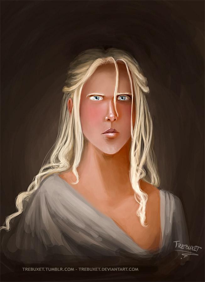 Scandinavian Girl