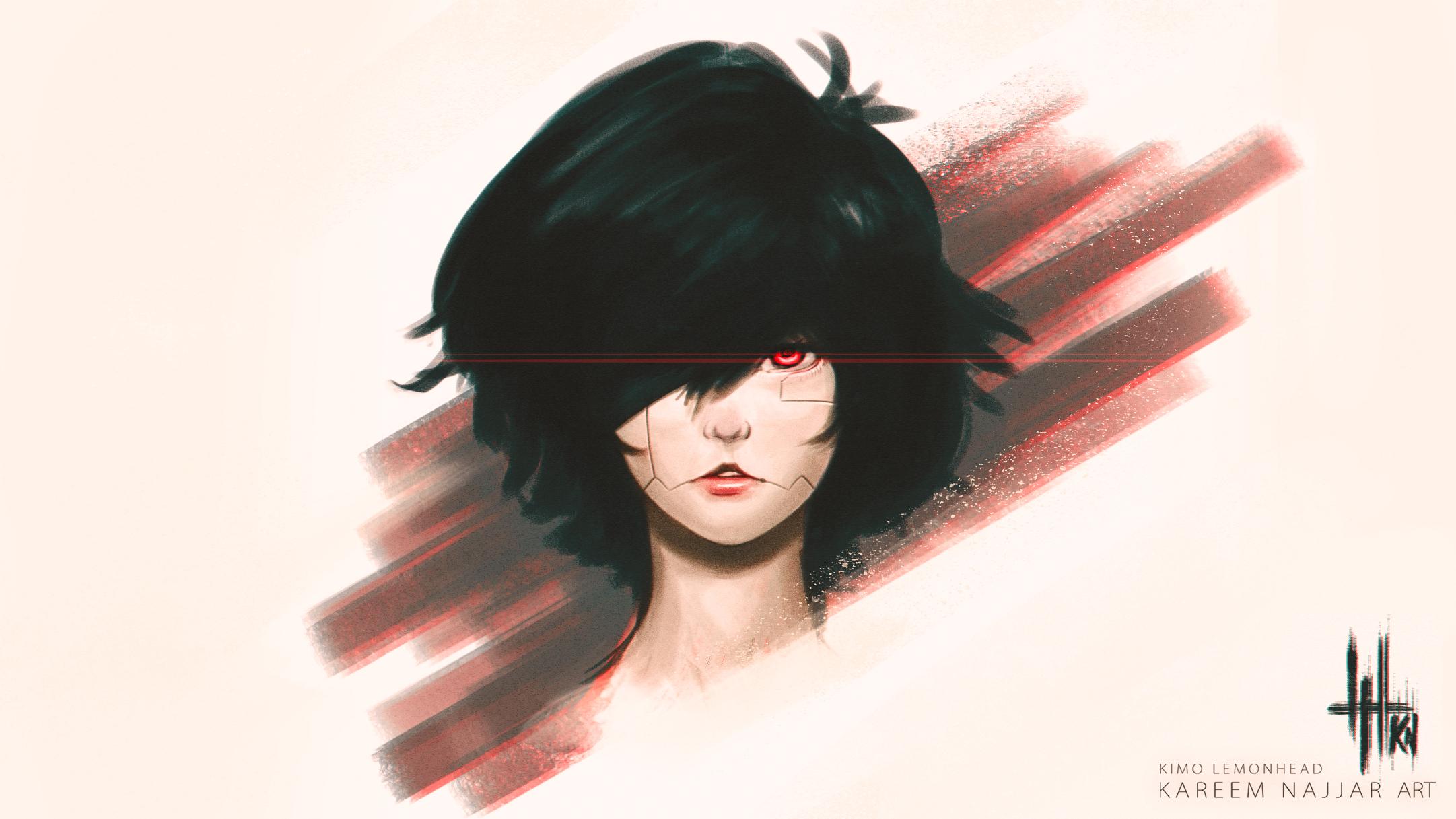 CyboGirl