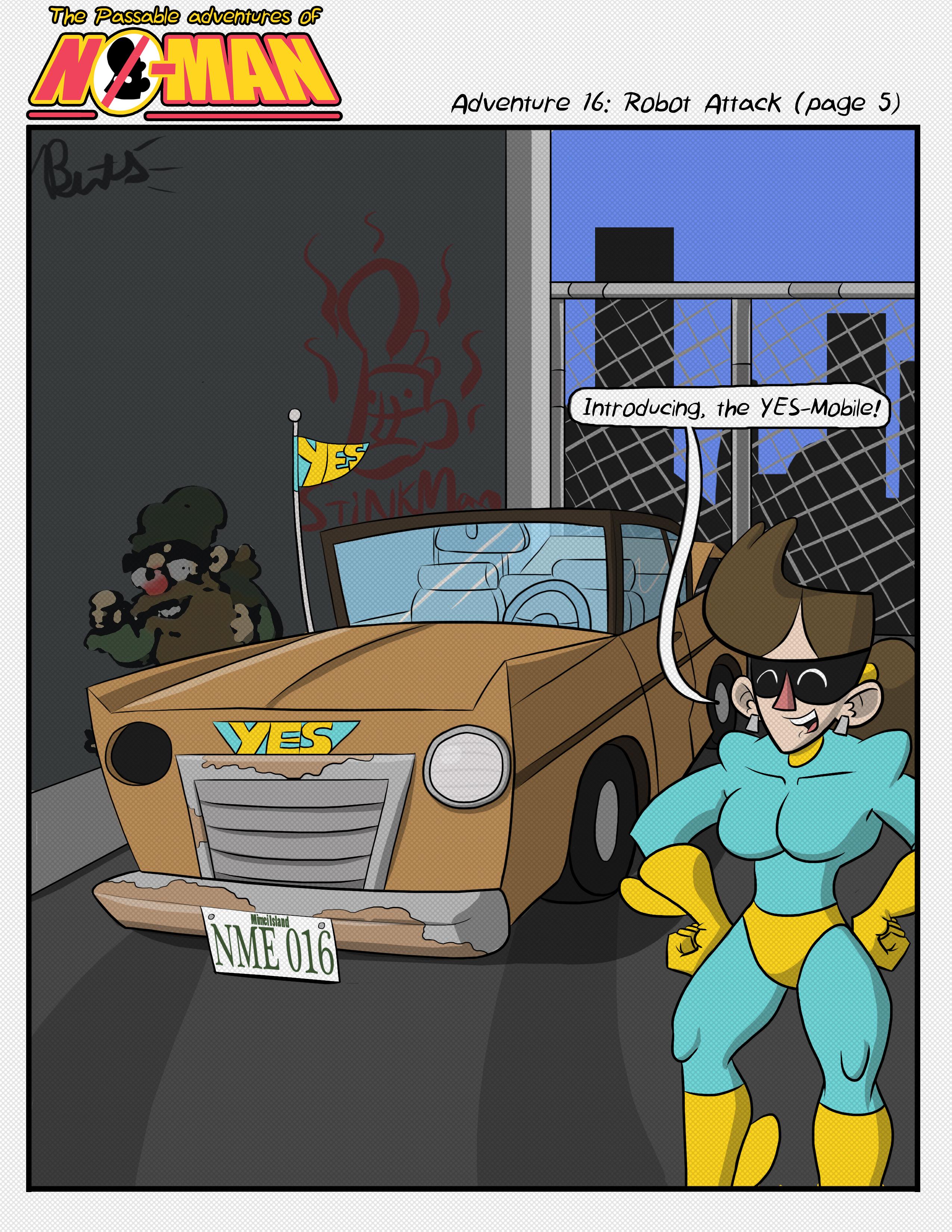 No-Man #16 Page5