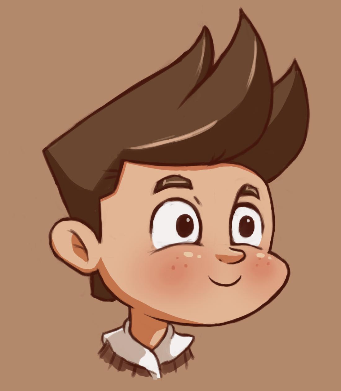 A Happy Chipmunk