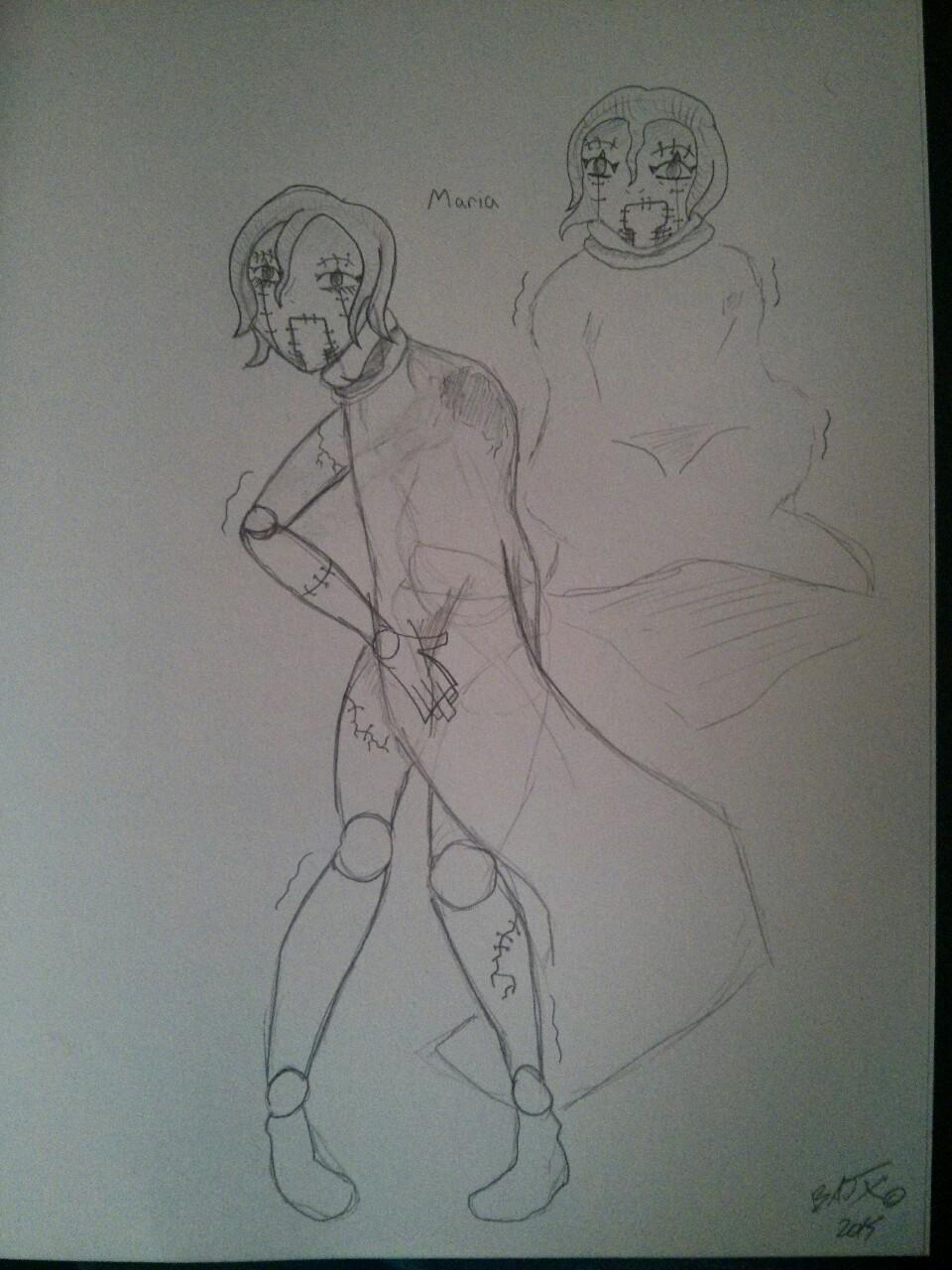 MoS: Maria Concept #2