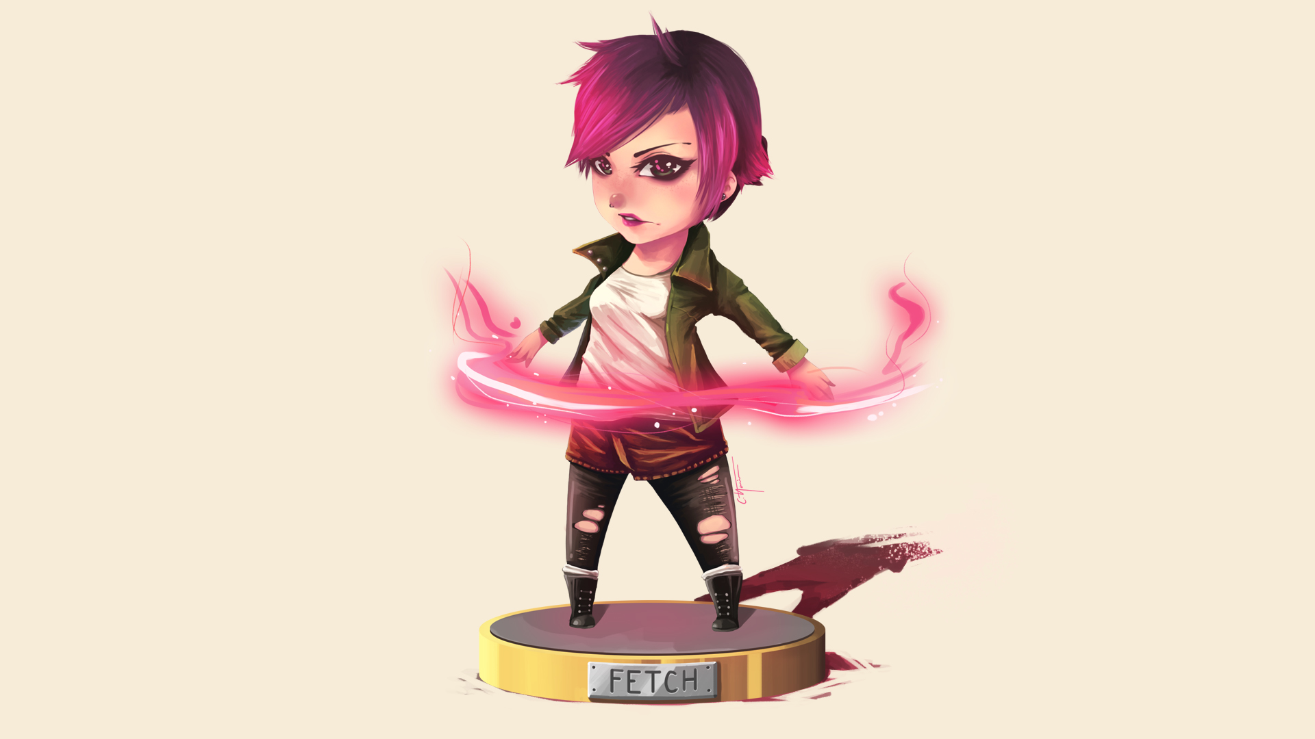 Fetch - Infamous First Light