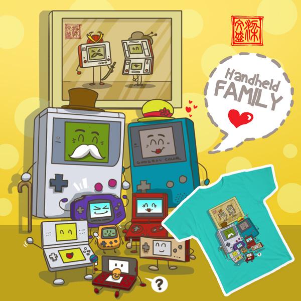 Handheld Family
