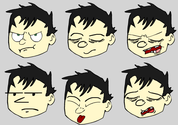 expressions (exausted)