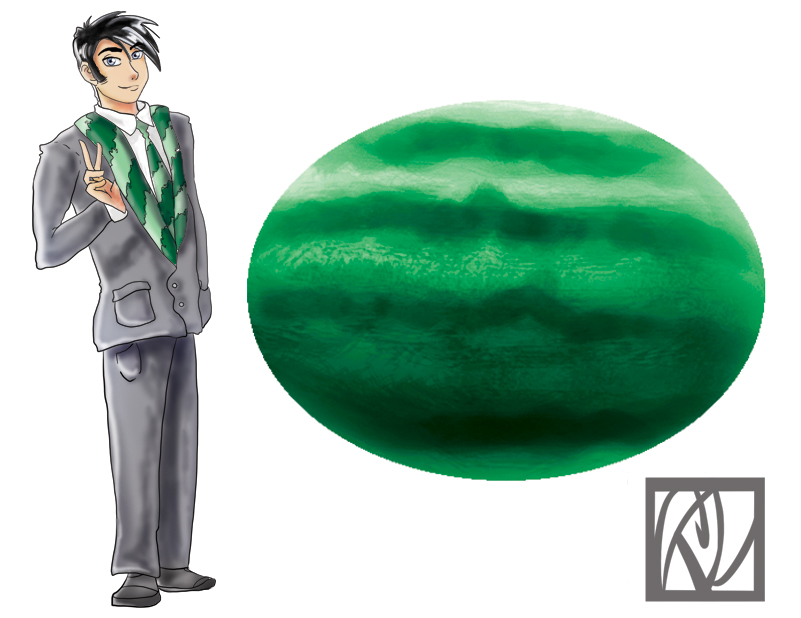 Watermelon Inspired
