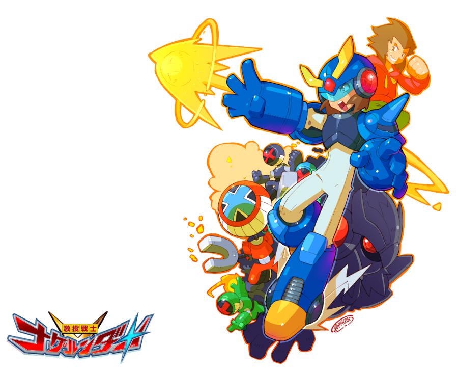 Super Throwing Warrior!