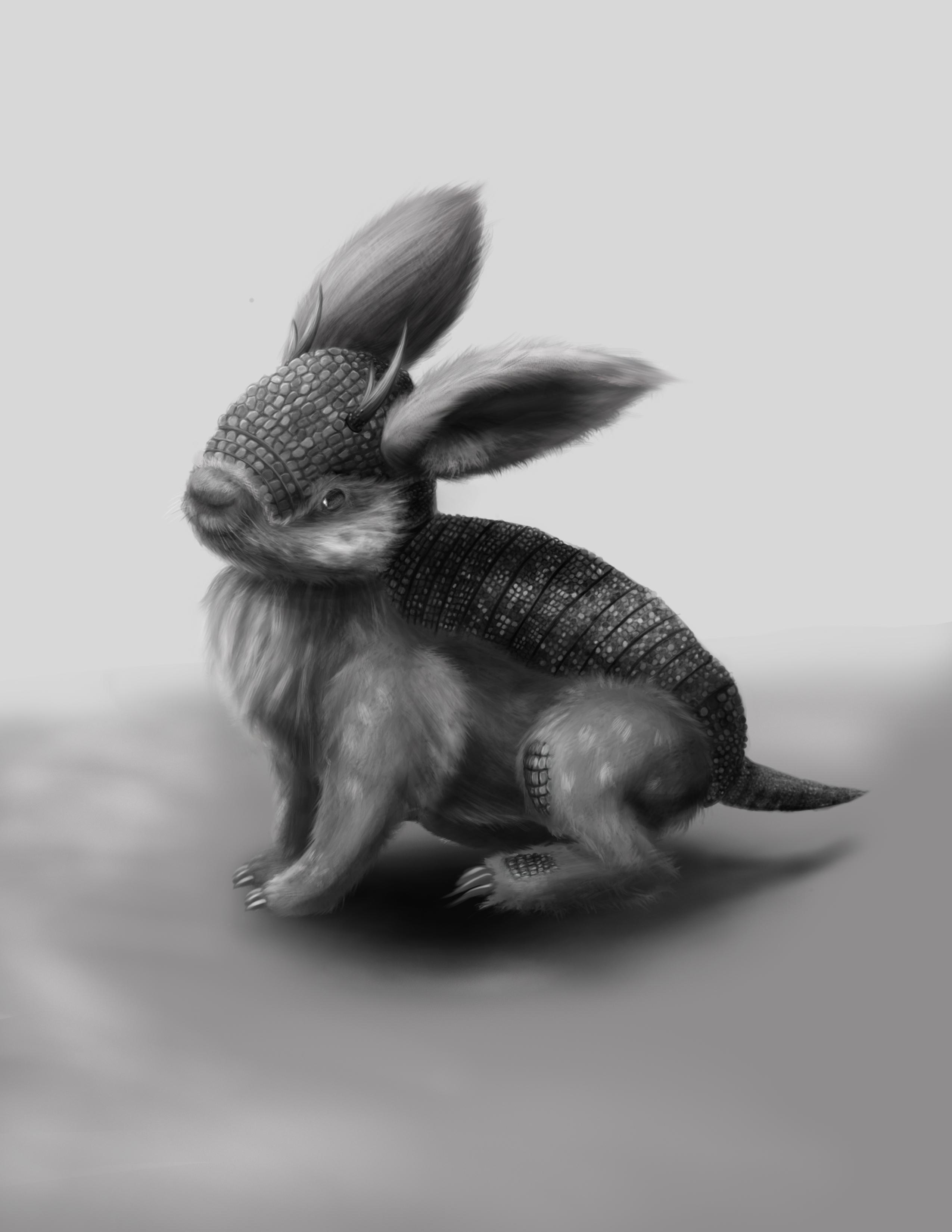 Yakizomo (Armored Hare)