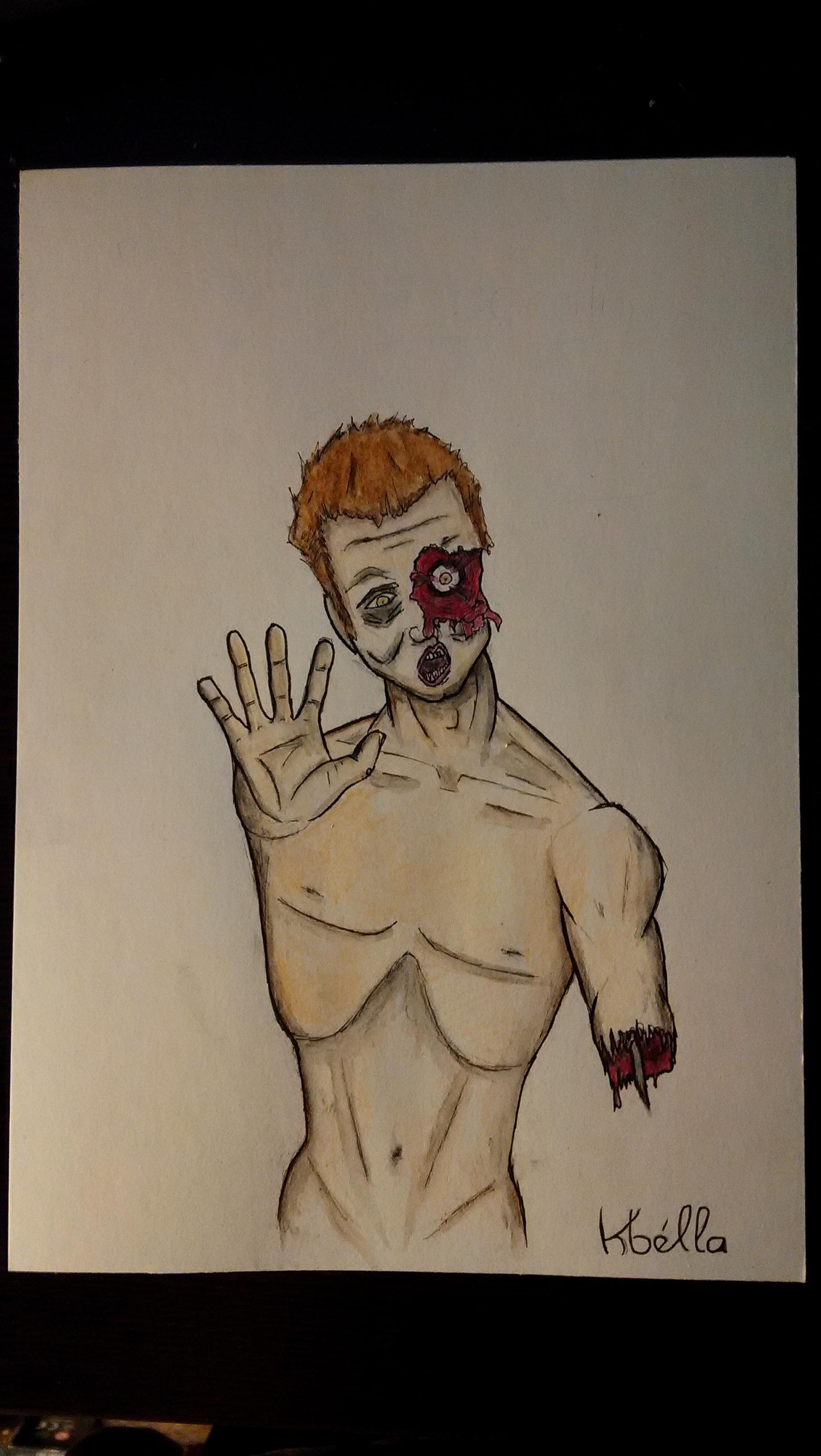 Zombie? Zombie!