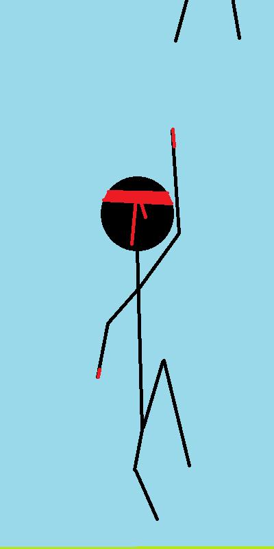 Stick Figure Metsu Shoryuken