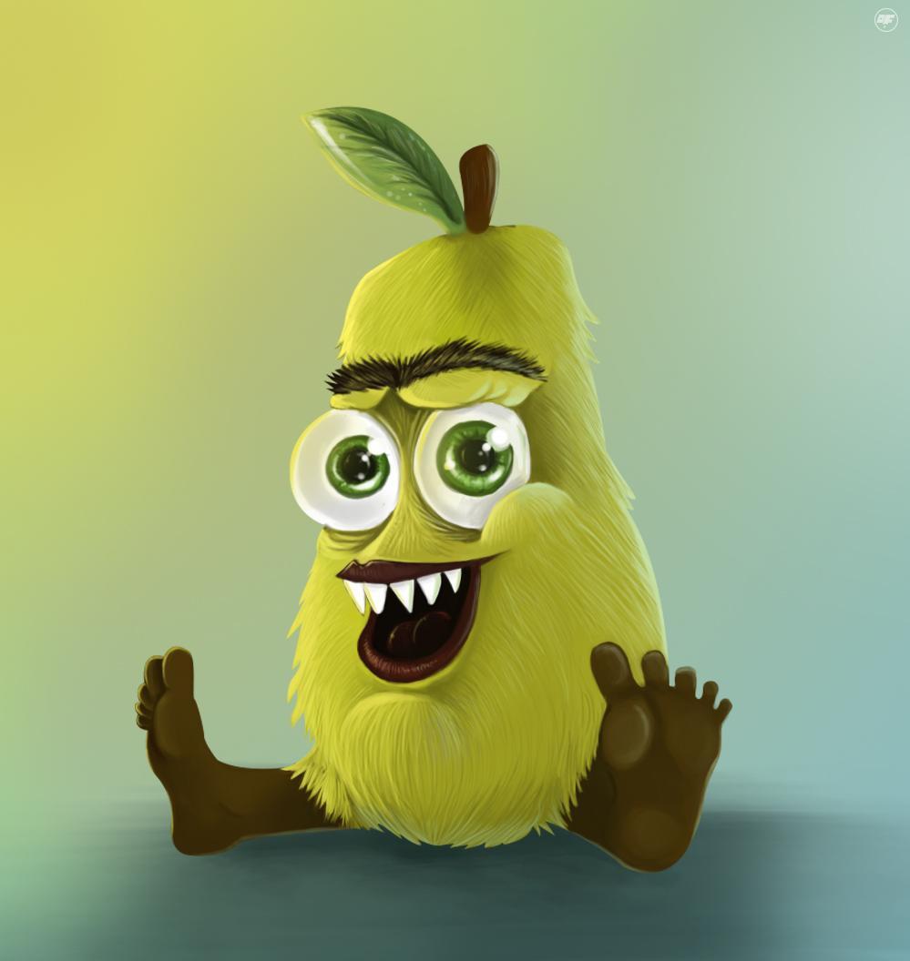 Monster pear