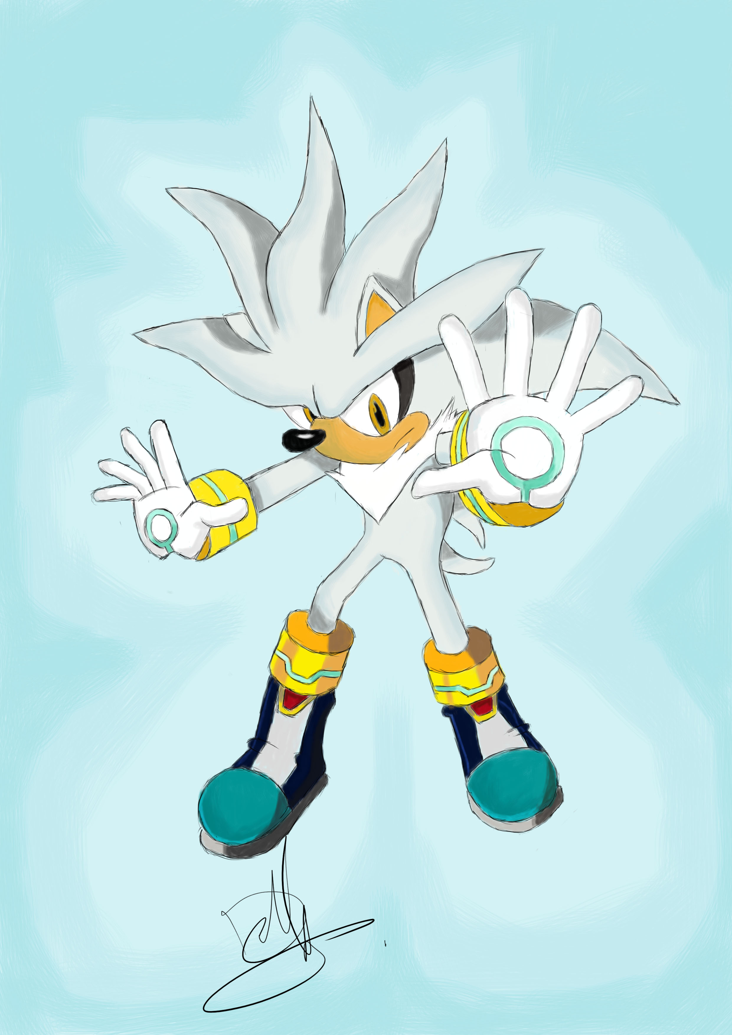 silver (sonic the hedgehog)