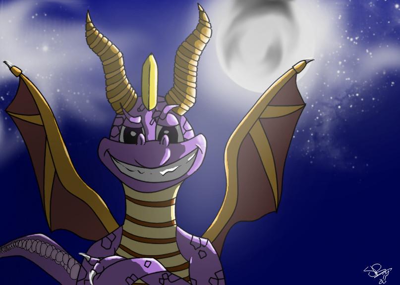 Spyro the Dragon - Re-Do