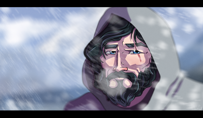 The Forsaken Monk