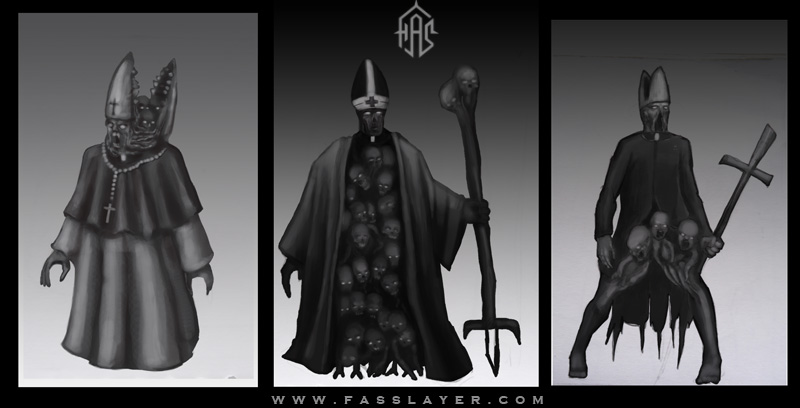 Devil priests