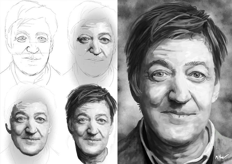 Stephen Fry Progress