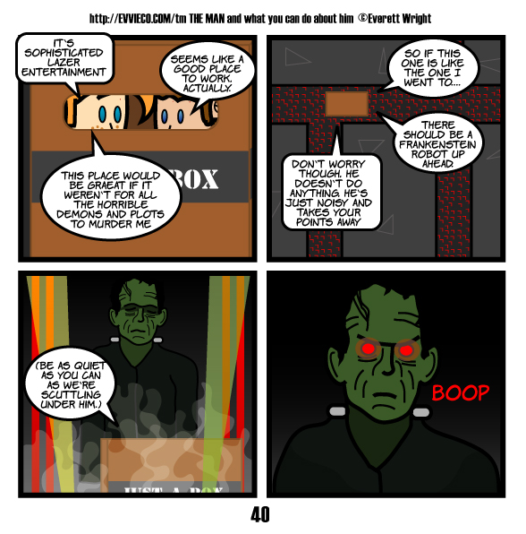 THE MAN Page 40
