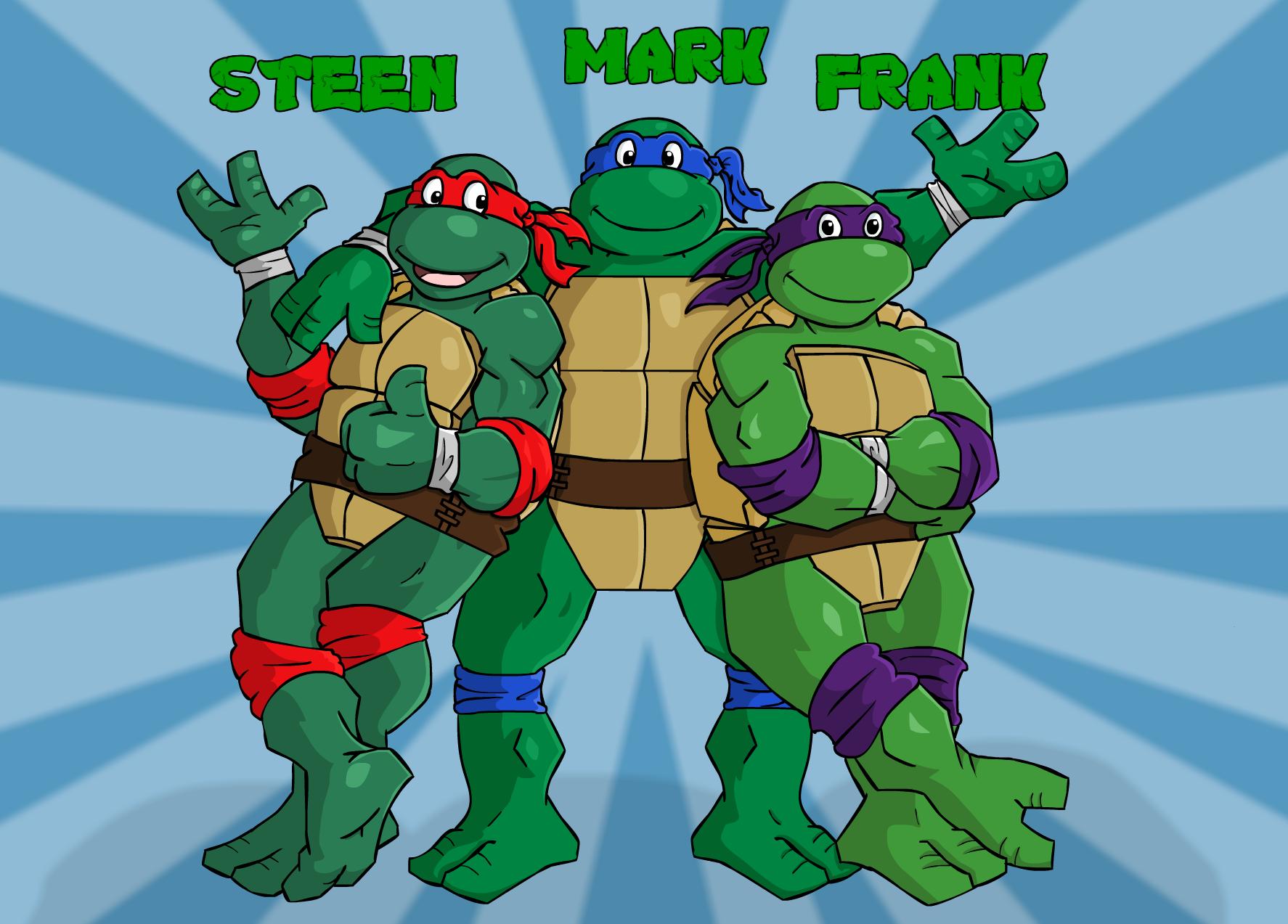 Ninja Turtles piece