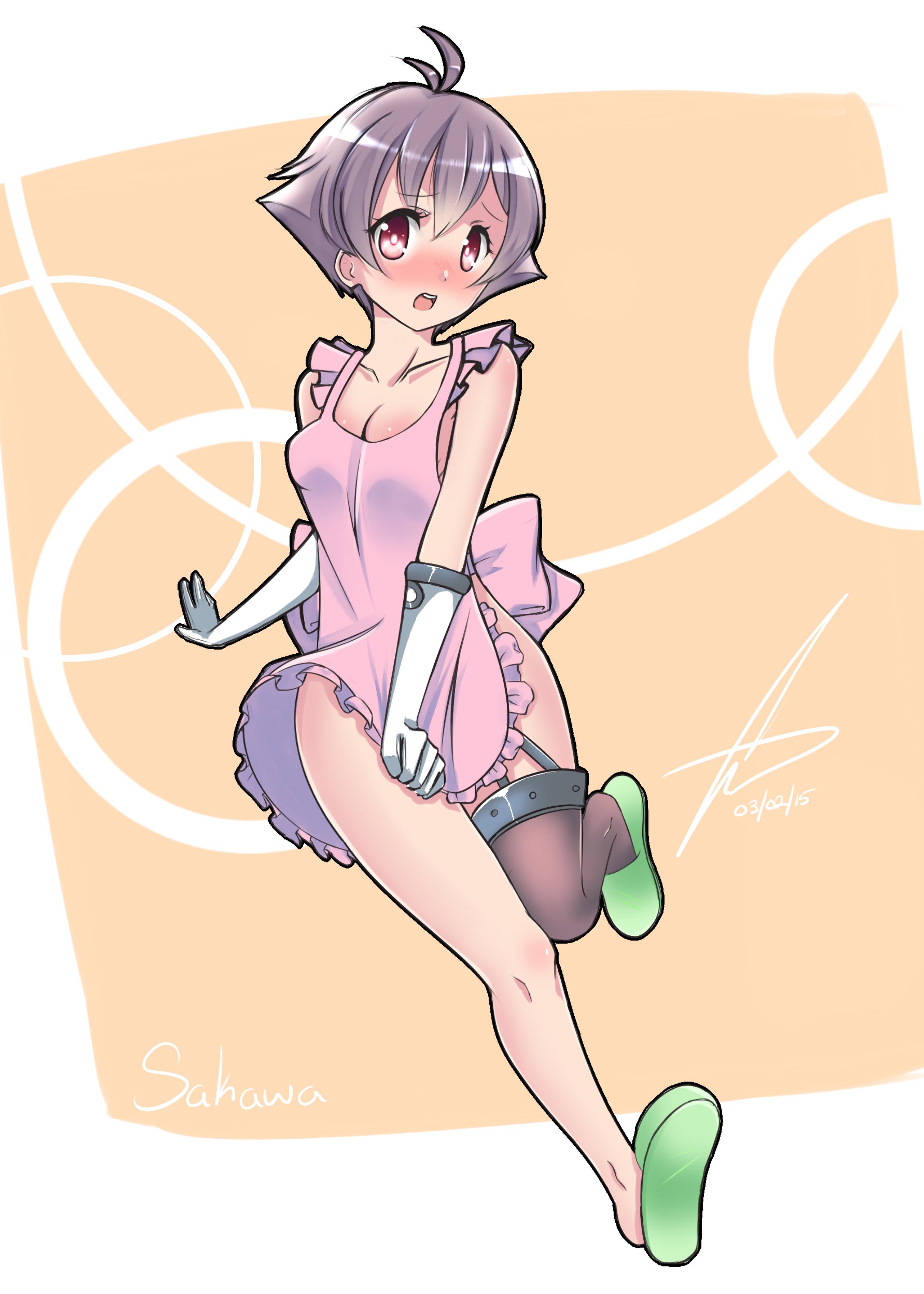 Sakawa Apron