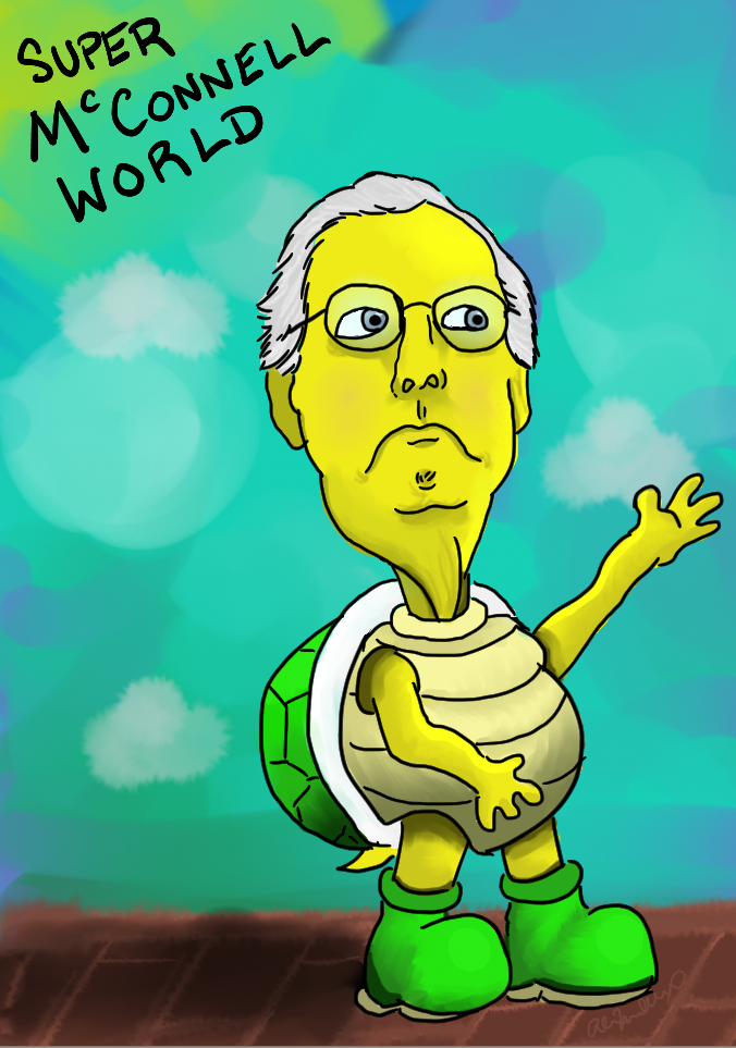 Super McConnell World